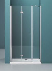 Душевая дверь BelBagno ALBANO-BS-13-40+90-C-Cr 130