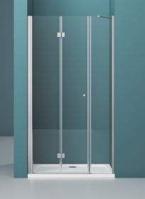Душевая дверь BelBagno ALBANO-BS-13-60+70-C-Cr 130