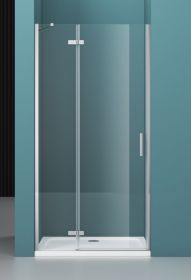 Душевая дверь BelBagno KRAFT-B-12-60/20-C-Cr 80