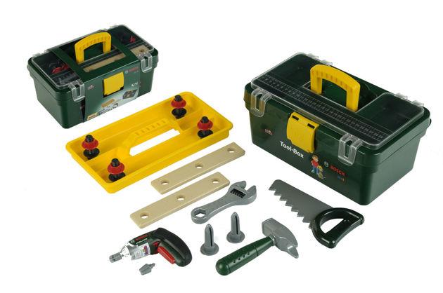 Ящик с игрушечными инструментами Bosch, Klein 8305