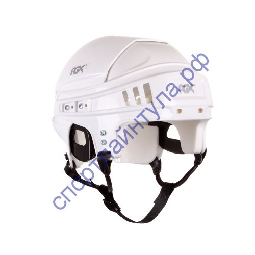 Шлем игрока хоккейный RGX белый
