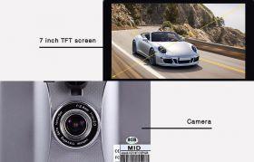 Автомобильный видеорегистратор с навигатором Zeepin