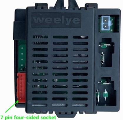 Блок управления для детского электромобиля Weelye RX18 B