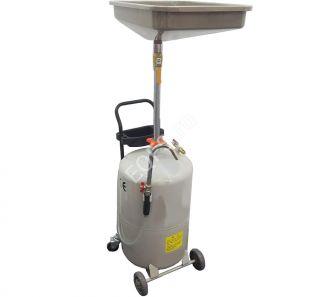 ES-2081 Установка для слива отработанного масла 80л. Воронка