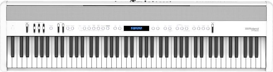 ROLAND FP-60X-WE Цифровое пианино