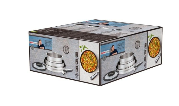 Набор посуды Tefal Jamie Oliver L9569032 5 пр.