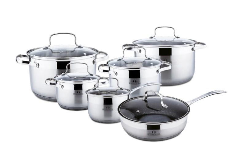 BC-2026 Набор посуды, 12пр