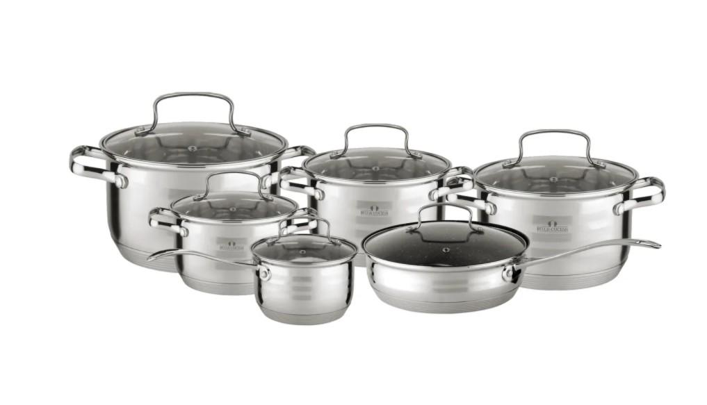 BC-2027 Набор посуды, 12пр