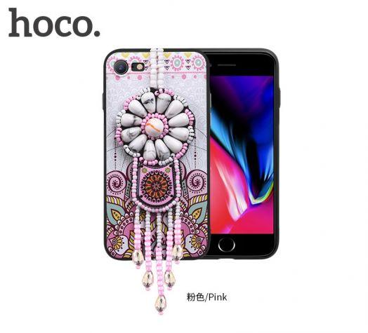 Защитный чехол HOCO Chinese dream для iPhone7/8, розовый