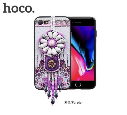 Защитный чехол HOCO Chinese dream для iPhone7/8, пурпурный