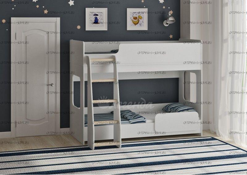 Двухъярусная кровать Легенда 42.4.2.