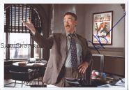 Автограф: Дж.К. Симмонс. Человек-паук 2002 г.