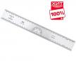 Разметочная линейка плоская высокой точности с угломером 300мм Incra CNT300M ХИТ!