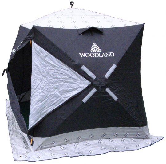 Палатка   зимняя WoodLand Ultra  Long 230x170x180