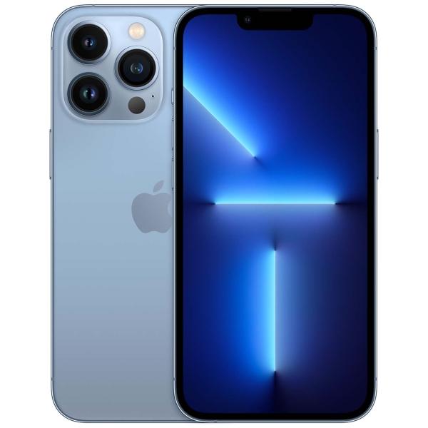 Смартфон Apple iPhone 13 Pro 128Gb (Sierra Blue) 2 Sim