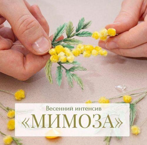 Весенний интенсив 'Мимоза' (Анастасия Демидова)
