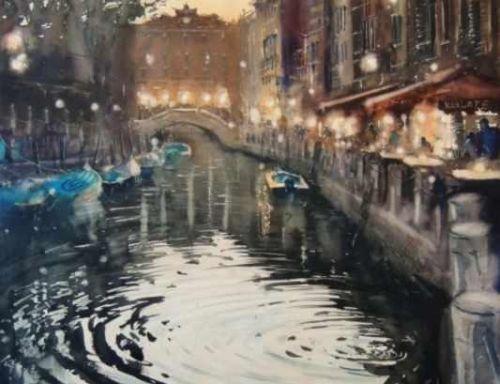 Венеция. Городской пейзаж (Сергей Лысый)