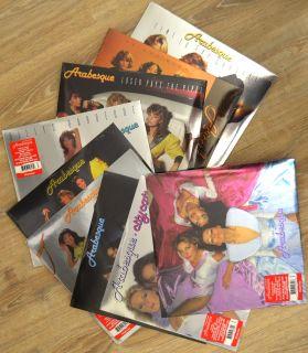 Arabesque (полная коллекция) 9 LP