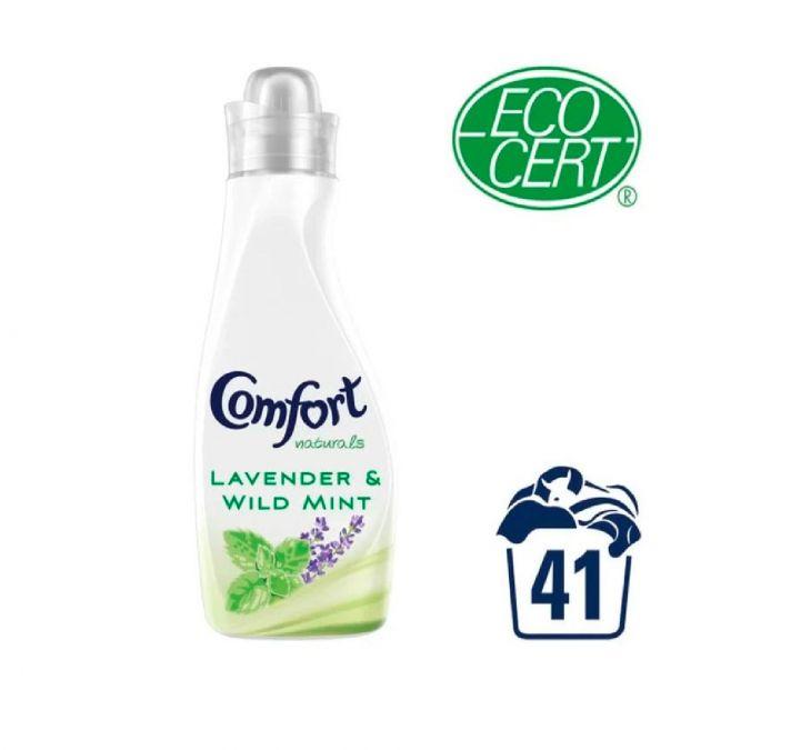 Comfort Rinse aid Naturals Lavender & Wild Mint 750 ml