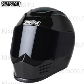 Шлем Simpson Speed, Чёрный