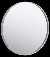 Зеркало Aqwella круглое 60см, цвет белый RM