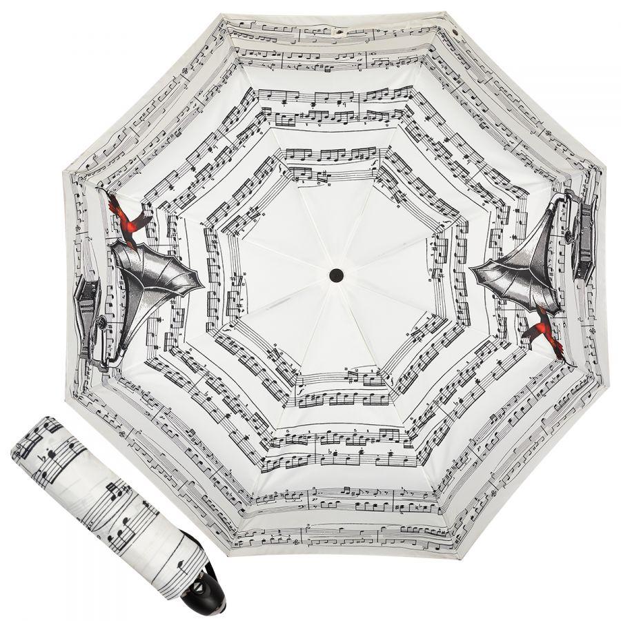 Зонт складной Emme M507-OC Music & Birds