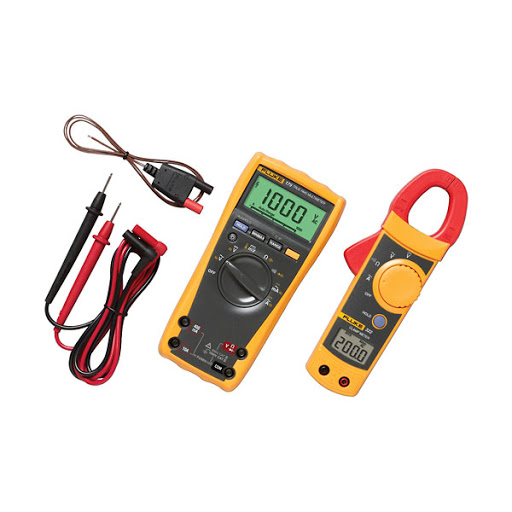 Комплект Fluke 179 IMSK - мультиметр Fluke 179 с токовыми клещами Fluke 323