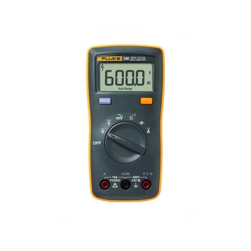 Комплект - мультиметр Fluke 106 с токовыми клещами Fluke I400E ERTA