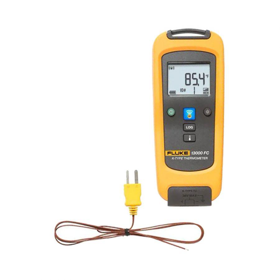 Термометр Fluke FLK-T3000FC