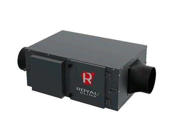 Приточная установка ROYAL Clima RCV-500 + EH-1700