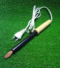 Паяльник 80W деревянная ручка