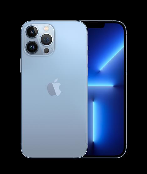 Apple iPhone 13 Pro Max, 128 ГБ, Голубой