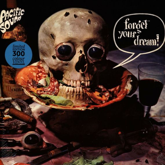 Pacific Sound - Forget Your Dream 1972