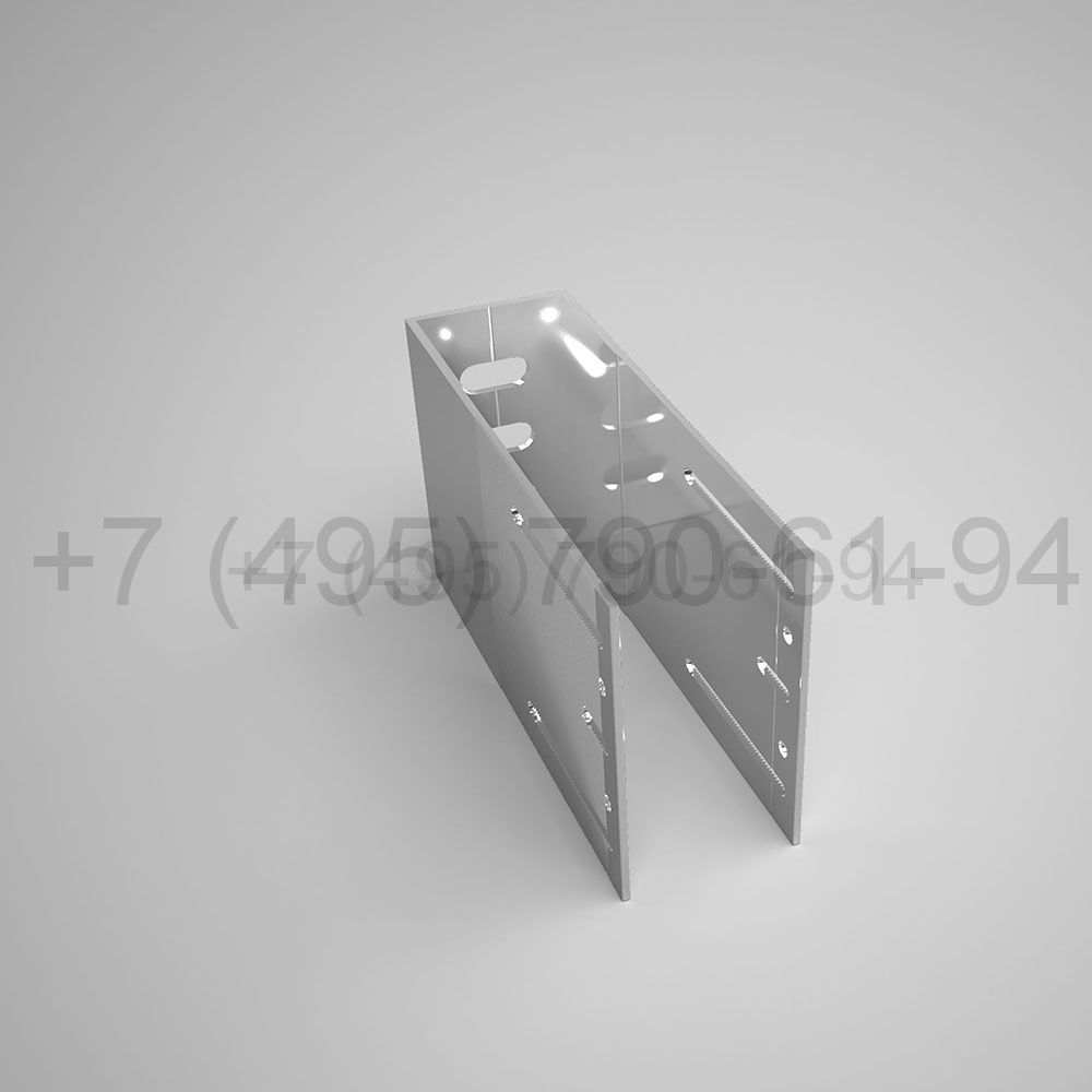 Кронштейн П , 205 мм несущий (выс.100 мм) [ КП 45463-2Н ]