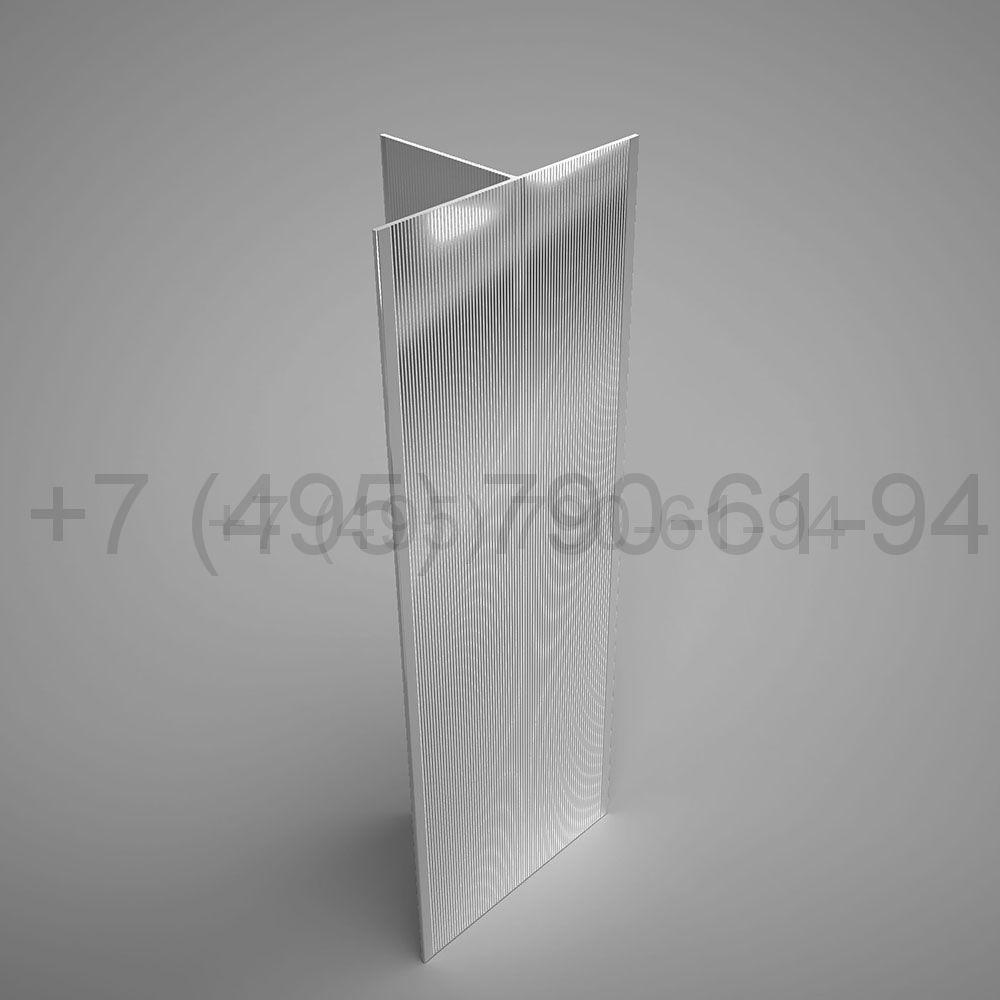 Направляющая Т-образн. 110х60*2,2  мм  мм длина 6,0 м  [ КПС 701 ]