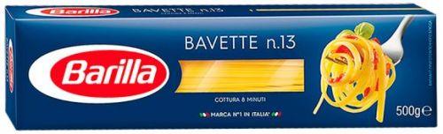 Makaron məhsulları Barilla Bavette n.13, 500г