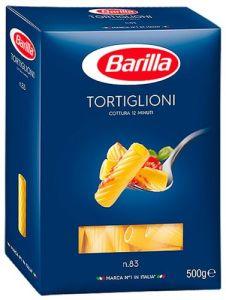 Makaron Barilla Tortiglioni n.83, 500 qr