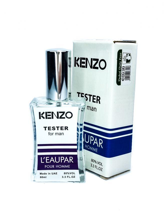 Kenzo L`eau Par Kenzo Pour Homme (for man) - TESTER 60 мл