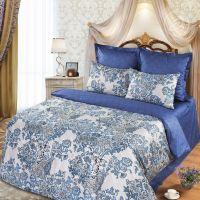 «Элен» (Classik) постельное белье Сатин 2-х спальный с евро