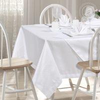 Мелиса (белый) (Комплекты столового белья)
