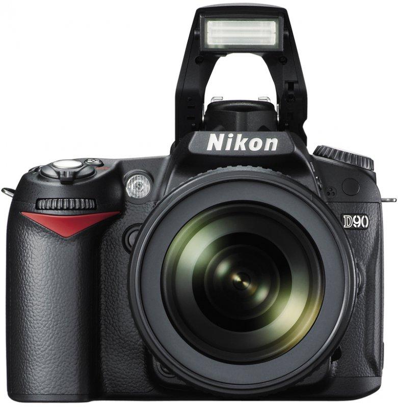 Nikon D90 kit 18-55mm VR