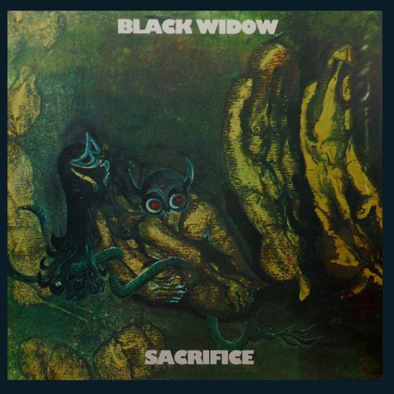 Black Widow - Sacrifice 1970