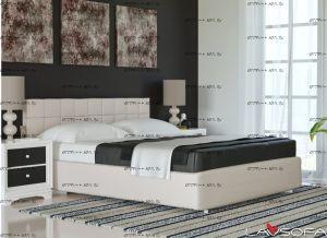 Кровать интерьерная Палес