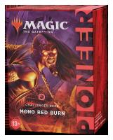 Magic: The Gathering - Pioneer Challenger Deck 2021: Mono Red Bur