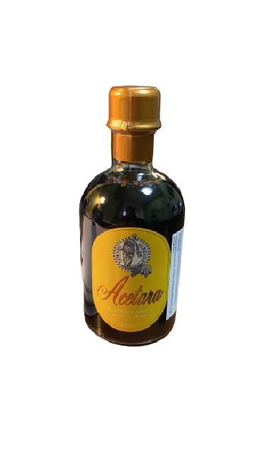 Уксус бальзамический Ачетара 250 мл, Acetara Giallo, Nero Modena 250 ml