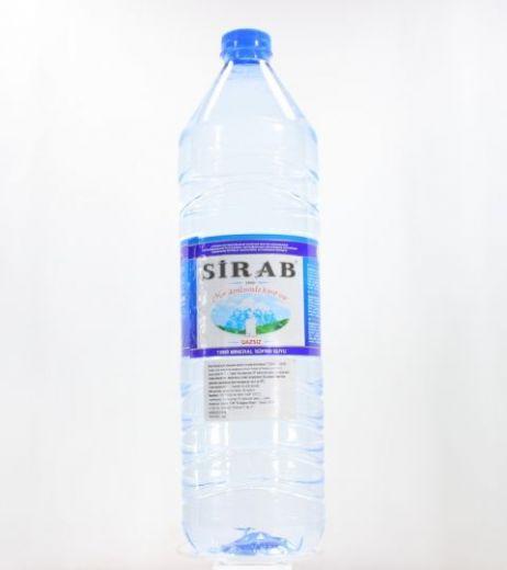 Сираб негазированная 1.5 л. пластик