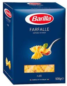 Макароны Barilla Farfalle n.65 500г