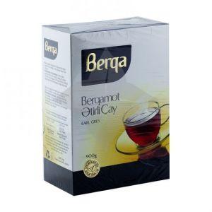 Чай Berqa Earl Grey бергамот 900 гр