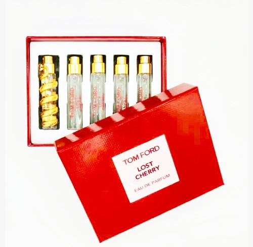 Набор парфюма Tom Ford Lost Cherry 5х12 мл (змея)
