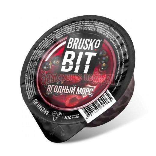 Бестабачная смесь Brusko Bit (Ягодный морс) 20гр